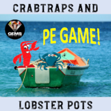 PE Game - Oceans of Fun Game # 5 - Crab Traps and Lobster Pots!
