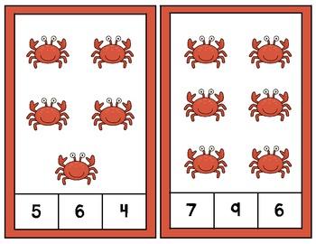 Oceans of Math Fun: Common Core Aligned Centers for PreK & Kindergarten