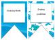 Oceans themed EDITABLE bulletin board banner