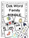 Ock Word Family Bundle