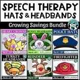 Speech Hat Bundle - Year Round Articulation