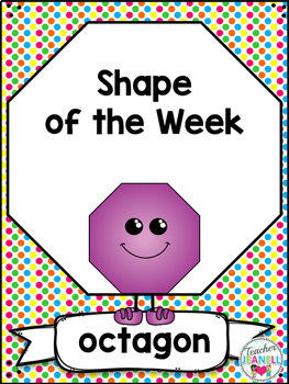 2D Shape Octagon