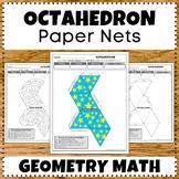 Octahedron 3D Shapes