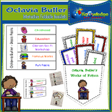 Octavia Butler Interactive Foldable Booklets - Black History Month