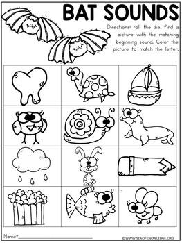 Halloween Math and Literacy Centers & Activities {for October & Halloween!}