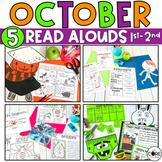 October 1-2 Bundle #2: Interactive Read-Aloud Lesson Plans