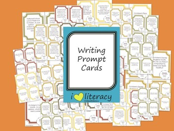 Writing Prompts October 1st Grade Common Core