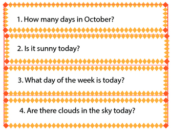 October 2016 Question of the Day