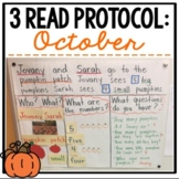 October 3 Read Protocol {A Close Read of a Math Story}