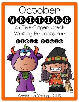 October 5-Finger Check Journals