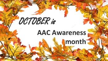 October AAC Door Decorations