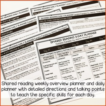 October, Pumpkin Activities Bundle: 2 Read Alouds & Pumpkin Investigation