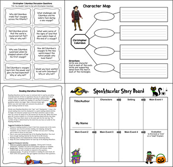 October Activities and Printables | Halloween and Fall Themed Resources