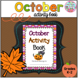 October Activity Book