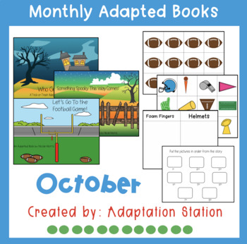 October Adapted Books