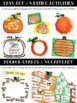 October: All About Pumpkins (Made For Me Literacy)