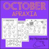 October Apraxia