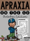 October Apraxia On the Go
