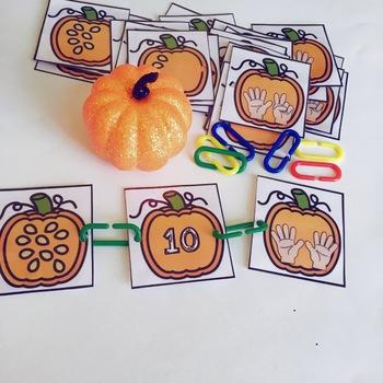 October Arrival Bins--Math Edition