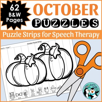 October Articulation Puzzles