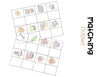 October Basic Skills Pack- for students with Autism