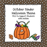 Bundle October Binder (9 Lapbooks Rolled into 1!)