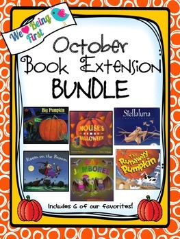 October Book Extensions Bundle