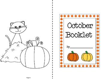 October Booklet