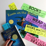 October Bookmarks - FREE