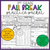 Fall Break Practice Packet (activities for in-class, too!)