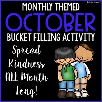 October Bucket Filling Activities