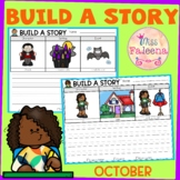 October Build a Story