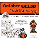October - Bump Math Games