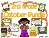 October Bundle {Math and Literacy}