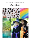 October Bundle - Minibeasts, Colors, The Rainforest, and H