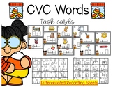 October CVC Task Cards