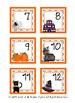 October Calendar Cards by Kinder Tykes