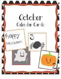 October Calendar Days - Canadian Thanksgiving