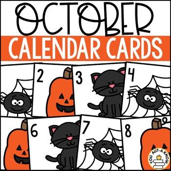October Calendar EXPANSION PACK