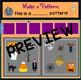 October Calendar for Smartboard