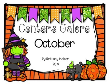 October Centers Galore
