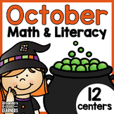 October Centers - Halloween