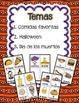 October Centers in Spanish
