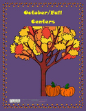 October Task Card Centers