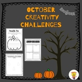 October Fall Enrichment | GATE, Early Finishers, Creativit