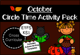 October Group and Circle Time