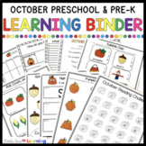 October Circle Time Printables - Preschool and Pre-K Learn