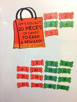 October Classroom Management and Reward System