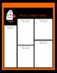 October Classroom Newsletter Template