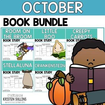 "October ""Click-and-Print"" Book Bundle"